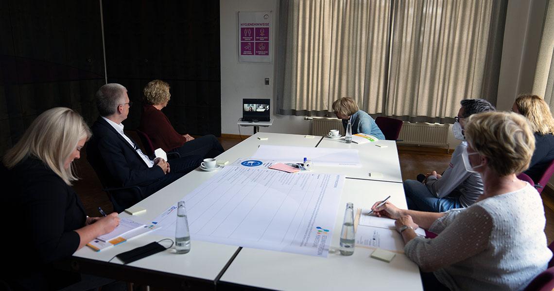 workshop-rheine-kleingruppenarbeit-medizin